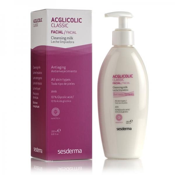 ACGLICOLIC CLASSIC очищающее молочко