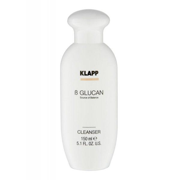 KLAPP Очищающий крем Бета Глюкан