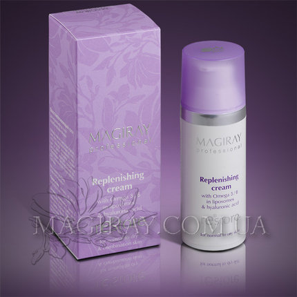 Magiray REPLENISHING CREAM — Восстанавливающий крем