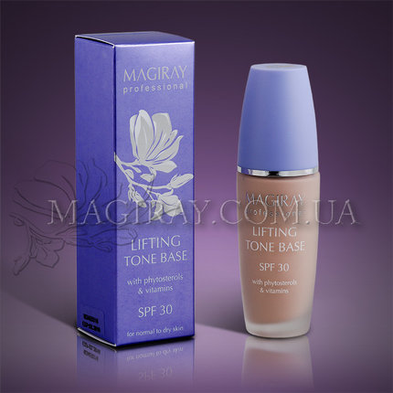 Magiray LIFTING TONE BASE SPF-30 Лифтинг тонбаза для век и кожи лица