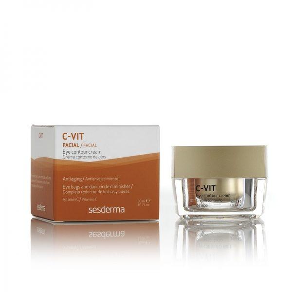 Sesderma C-VIT увлажняющий крем против морщин