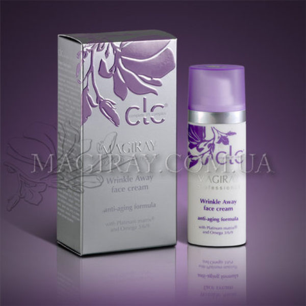 Magiray CLC WRINKLE AWAY FACE CREAM — СиЭлСи Лифт-Крем