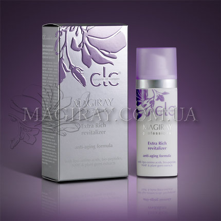 Magiray CLC EXTRA RICH FINISHING REVITALIZER — СиЭлСи Крем Ревитализация